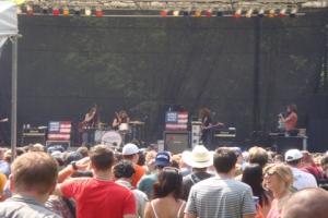 American Bang - Day 1 at Lollapalooza 2010