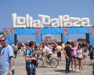 Lollapalooza Entrance