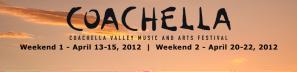 Coachella 2012 logo