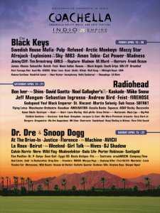 Coachella 2012 poster
