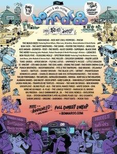 Bonnaroo 2012 lineup