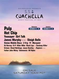 SS Coachella Poster