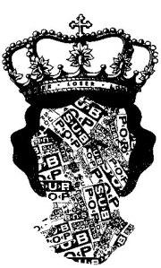 Sub Pop Silver Jubilee Crown