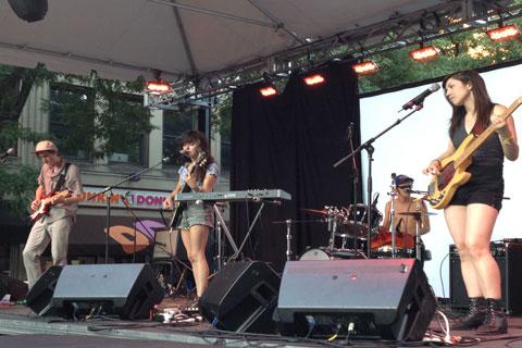 Littlefoot at Foo Fest 11