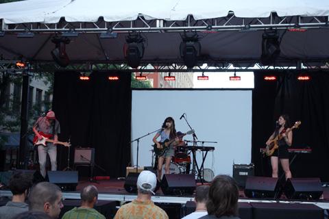 Littlefoot at Foo Fest 2
