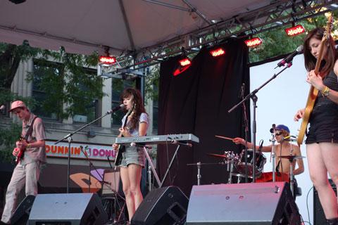 Littlefoot at Foo Fest 6
