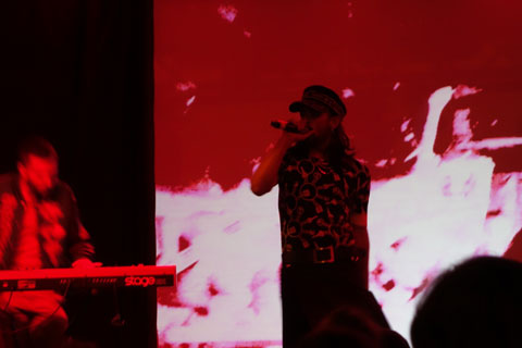 Ssion at AS220 Foo Fest 4
