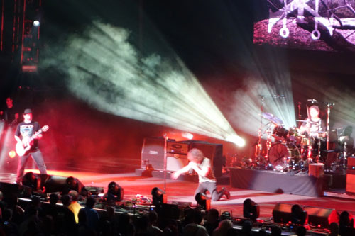 Soundgarden at the Xfinity Center 7-29-14