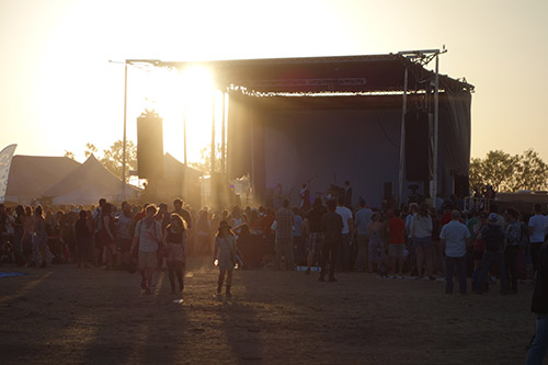 Daytime main stage 3